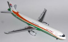 Airbus A321 China Eastern Airlines Western Models Diecast Model Scale 1:200 J5E